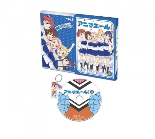 【Blu-ray】TV アニマエール! Blu-ray Vol.4 サブ画像2