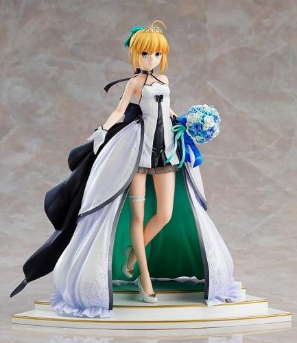 【フィギュア】Fate/stay night ~15th Celebration Project~ セイバー ~15th Celebration Dress Ver.~ 1/7スケール ABS&PVC 製塗装済み完成品【特価】 サブ画像2