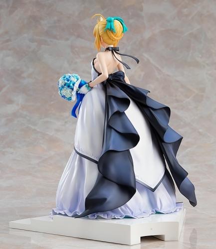 【フィギュア】Fate/stay night ~15th Celebration Project~ セイバー ~15th Celebration Dress Ver.~ 1/7スケール ABS&PVC 製塗装済み完成品【特価】 サブ画像5