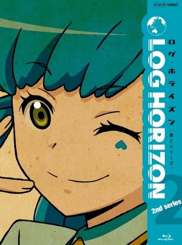 【Blu-ray】TV ログ・ホライズン 第2シリーズ 2