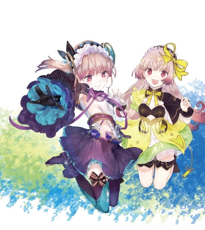 【PS4】アトリエ ~不思議の錬金術士 トリロジー~ DX プレミアムボックス(ゲーマーズ限定絵柄) サブ画像2