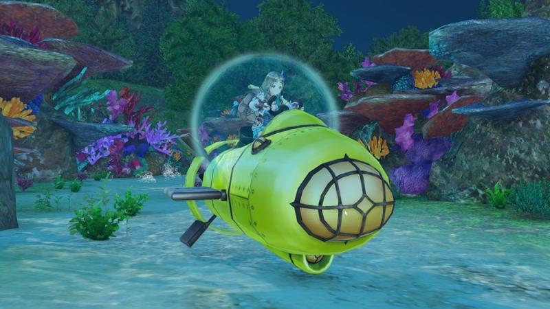 【PS4】アトリエ ~不思議の錬金術士 トリロジー~ DX プレミアムボックス(ゲーマーズ限定絵柄) サブ画像5