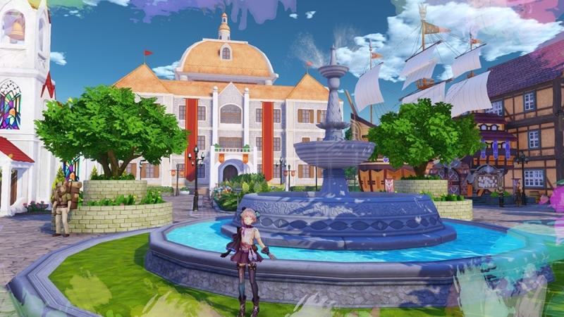 【PS4】アトリエ ~不思議の錬金術士 トリロジー~ DX プレミアムボックス(ゲーマーズ限定絵柄) サブ画像7