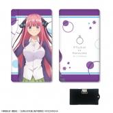 五等分の花嫁 レザーキーケース デザイン02 (中野二乃)