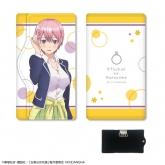 五等分の花嫁 レザーキーケース デザイン01 (中野一花)