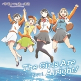 TV 宇宙よりも遠い場所 OP「The Girls Are Alright!」/saya