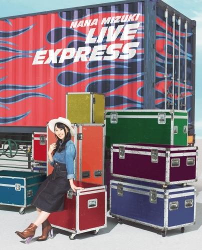 【Blu-ray】「NANA MIZUKI LIVE EXPRESS」/水樹奈々