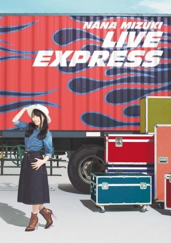 【DVD】「NANA MIZUKI LIVE EXPRESS」/水樹奈々