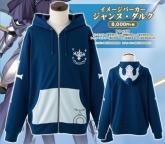 Fate/Grand Order イメージパーカー ジャンヌ・ダルク メンズフリーサイズ