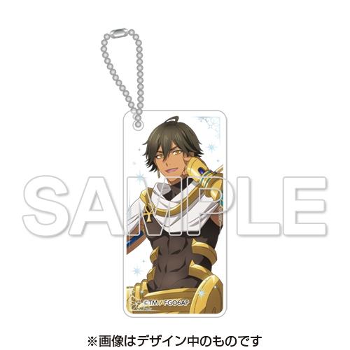 【グッズ-キーホルダー】Fate/Grand Order -神聖円卓領域キャメロット- きゃらくりあ オジマンディアス アクリルキーホルダー
