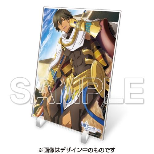 【グッズ-スタンドポップ】Fate/Grand Order -神聖円卓領域キャメロット- オジマンディアスビッグアクリルスタンド