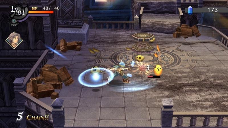 【PS4】那由多の軌跡:改 サブ画像5
