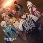 TV テイルズ オブ ゼスティリア ザ クロス 第2期OP「illuminate」/Minami 通常盤