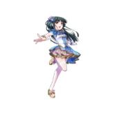8 beat Story♪ アクリルキーホルダー (Stage 彩芽1)