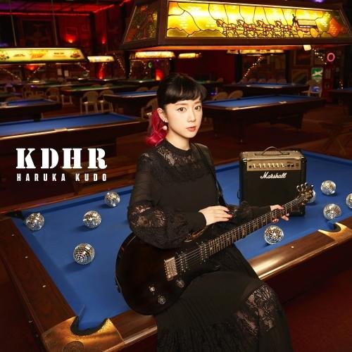 【アルバム】KDHR/工藤晴香 TYPE-C CD