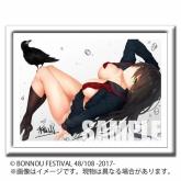 BONNOU FESTIVAL 2017 複製原画(稲山)