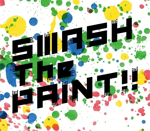 【アルバム】にじさんじ 「SMASH The PAINT!!」 【初回限定盤】CD+DVD
