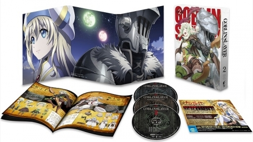 【Blu-ray】TV ゴブリンスレイヤー 2【初回生産限定】 サブ画像2