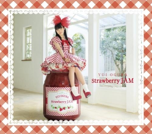 【アルバム】小倉唯/Strawberry JAM BD盤