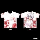 戦姫絶唱シンフォギアGX フルグラフィックTシャツ(クリス/私服)