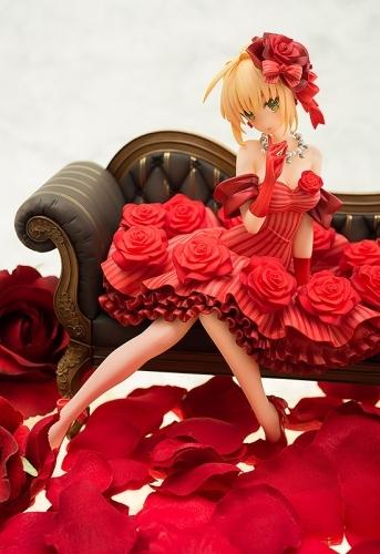 【フィギュア】Fateシリーズ アイドル皇帝/ネロ 1/7スケール ABS&PVC製塗装済み完成品 サブ画像8