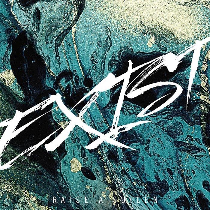 【主題歌】TV 擾乱 THE PRINCESS OF SNOW AND BLOOD OP「EXIST」/RAISE A SUILEN 【通常盤】