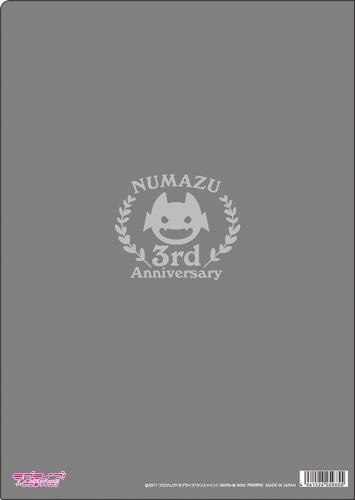 【グッズ-クリアファイル】ラブライブ!サンシャイン!! クリアファイル ゲーマーズ沼津店3周年【ゲーマーズ先行】 サブ画像2