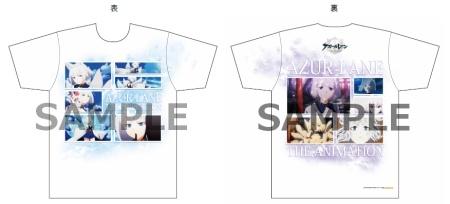フルグラフィックTシャツ (加賀)