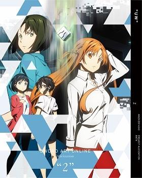 【DVD】TV ソードアート・オンライン アリシゼーション 2【完全生産限定版】