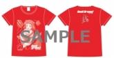 キャラクター複製サイン入りオリジナルTシャツ(Vol.1)&ヴァイスシュヴァルツ特製ジャケットイラスト使用PRカード 1枚