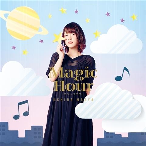 【アルバム】内田真礼 2nd ALBUM Magic Hour【通常盤】