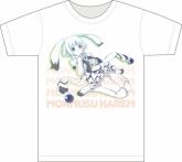 モン娘☆は~れむ オリジナルTシャツ 白L