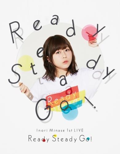 【Blu-ray】水瀬いのり/Inori Minase 1st LIVE Ready Steady Go!
