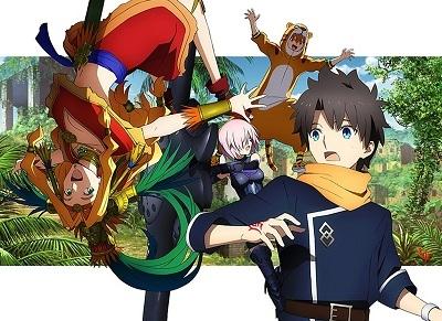 【DVD】TV Fate/Grand Order -絶対魔獣戦線バビロニア- 3 【完全生産限定版】