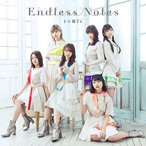 【主題歌】TV グリムノーツThe Animation ED 「Endless Notes」/i☆Ris【通常盤】