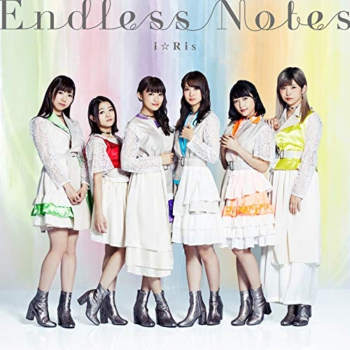 【主題歌】TV グリムノーツThe Animation ED 「Endless Notes」/i☆Ris【CD+DVD】