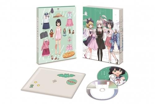 【DVD】TV となりの吸血鬼さん Vol.2【本編DISC+CD 2枚組】 サブ画像2