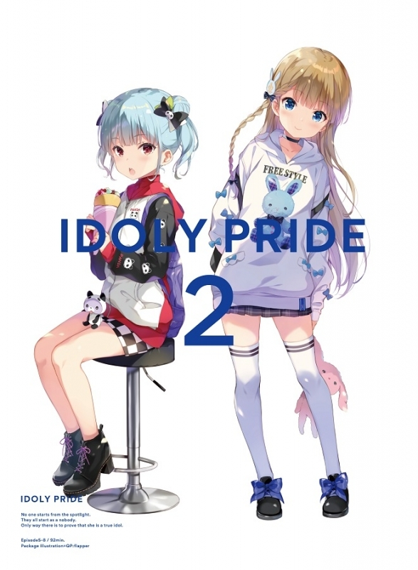 【Blu-ray】TV IDOLY PRIDE 2 ゲーマーズ限定版【ジャケットイラスト使用アクリルキーホルダー4個セット付】 サブ画像3