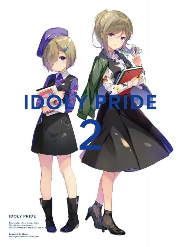 【Blu-ray】TV IDOLY PRIDE 2 ゲーマーズ限定版【ジャケットイラスト使用アクリルキーホルダー4個セット付】 サブ画像4