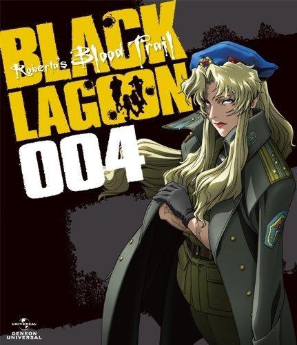 【DVD】OVA BLACK LAGOON Roberta's Blood Trail 004
