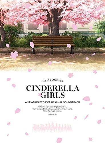 【サウンドトラック】THE IDOLM@STER CINDERELLA GIRLS ANIMATION PROJECT ORIGINAL SOUNDTRACK