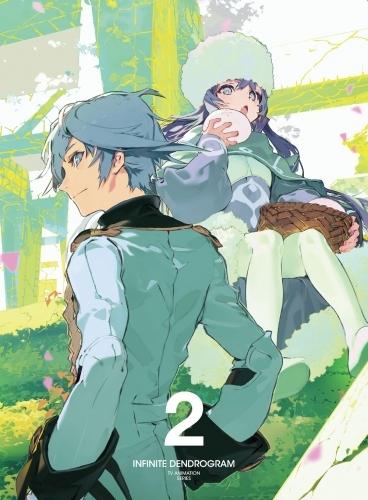 【Blu-ray】TV インフィニット・デンドログラム Vol.2