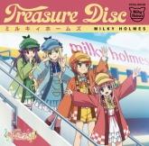 TV 探偵歌劇ミルキィホームズTD 挿入歌アルバム Treasure Disc