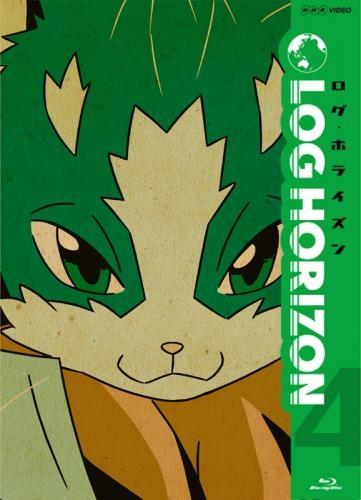 【Blu-ray】TV ログ・ホライズン 4