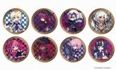 Fate/Grand Order 缶バッジ01/GMS ブラインド