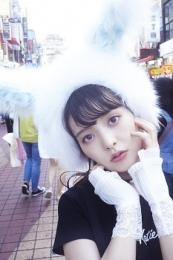 上坂すみれさん 写真集「すみれいろ」発売記念トークショー画像