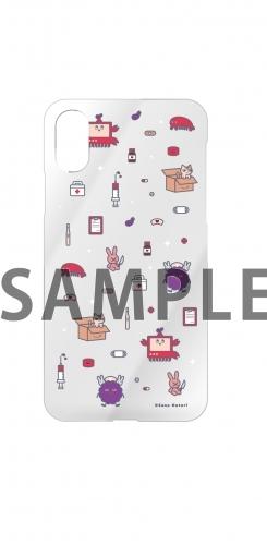 【グッズ-携帯グッズ】名取さな さなのばくたん。-バースデイ・サナトリウム- さなちゃんねるキャラクターズiPhoneケース(iPhoneX/XS兼用)