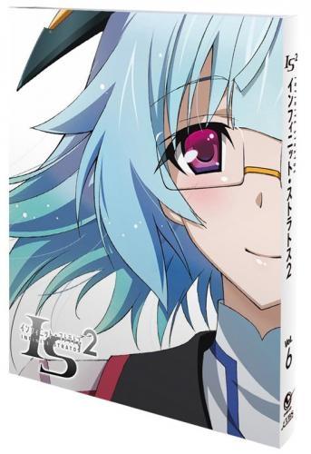 【Blu-ray】TV IS<インフィニット・ストラトス>2 Vol.6