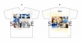 フルグラフィックTシャツ (綾波)