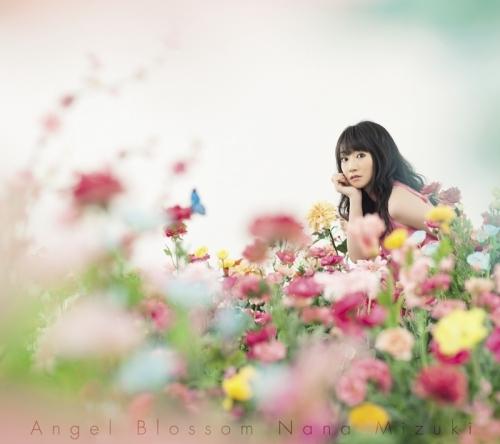 【主題歌】TV 魔法少女リリカルなのはViVid OP収録マキシシングル「Angel Blossom」/水樹奈々 通常盤